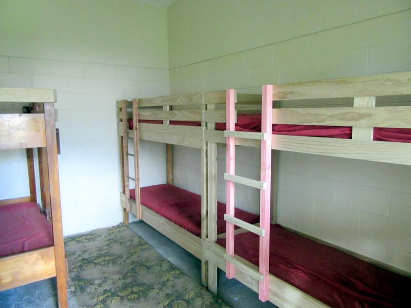 Accommodation Camp Ionacamp Iona